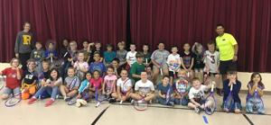 YOUTH TENNIS: Teach Me Tennis beginning new season with more schools