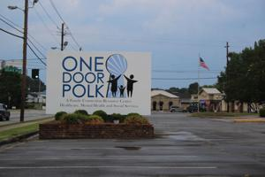 <p>Cedartown's One Door Polk finally got new signage installed in front and around the facility near the end of June.</p>