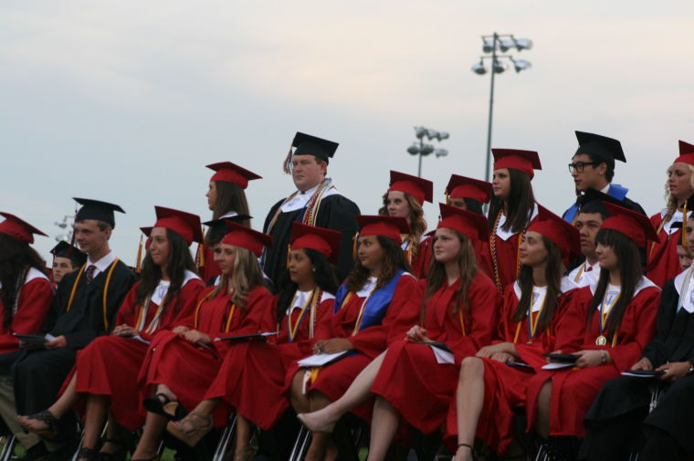 Cedartown High School graduation 2014