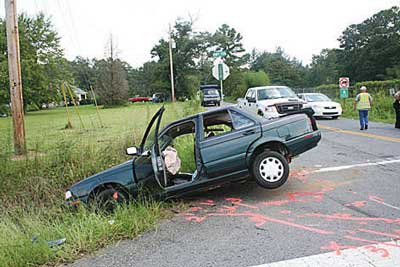 Motorcyclist involved in fatal crash has died - Rome News ...