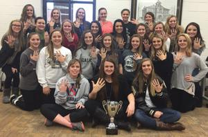 Prep Softball: Lady Jackets get state championship rings at banquet