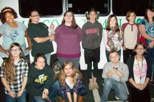 <p>Polk 4-H members participate in competition</p>
