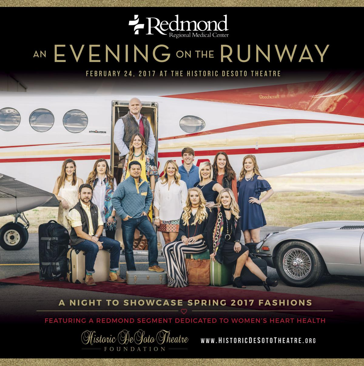 An Evening on the Runway
