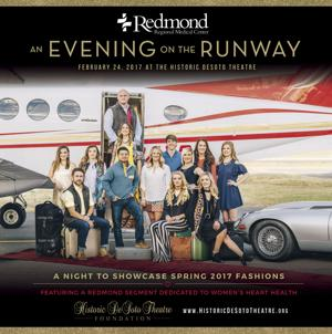 'An Evening on the Runway' fashion show returns to DeSoto Feb. 24