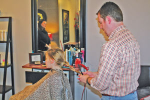 Local donates to Locks of Love