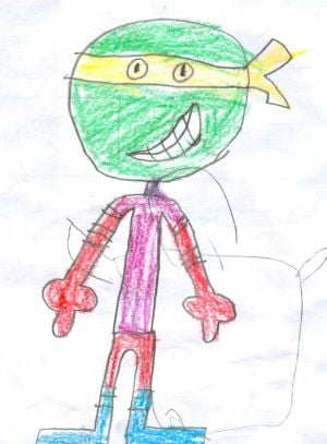 <p>by Josiah Trevon Smith, a student at West Central Elementary School</p>