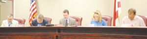 Cherokee County Commission meeting March 10