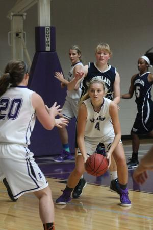 BASKETBALL: Lady Tigers close out Thanksgiving Classic with big victory