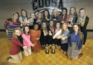 Coosa Competition Cheer
