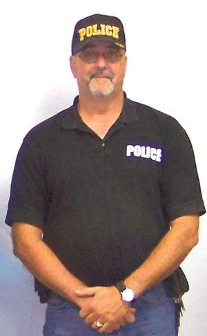 Centre Police Investigator Jeff Bryant