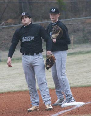 Rockmart first base