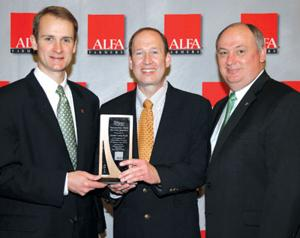 Herald earns ALFA Communications Award
