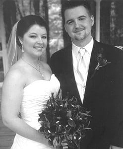 Amy Leigh Griswold and Joshua Steven Martin marry