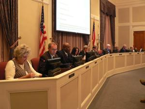 Rome City Commission extends CityCenter MOU; current plans reduce impact on wetlands