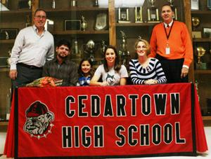 Mueller signs with Georgia College