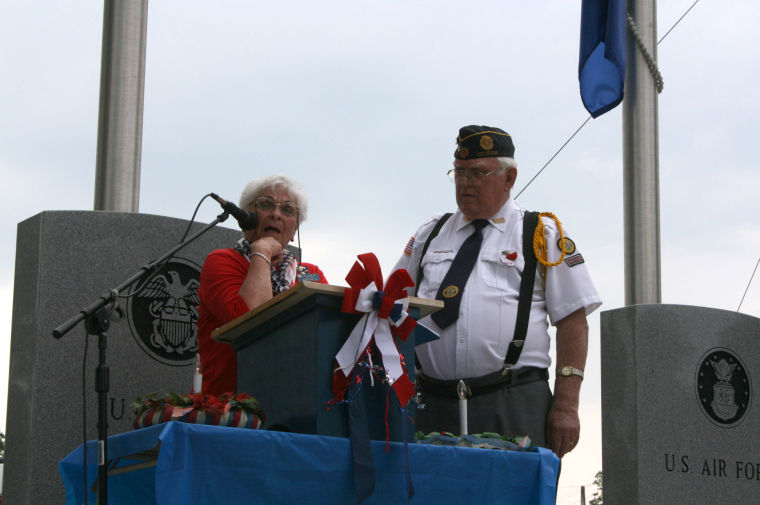 Cedartown Memorial Day Remembrance