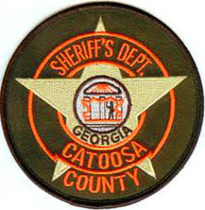 Catoosa County Sheriff's Department report: Aug. 15-21, 2014
