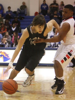 Region 7-AA Basketball: Coosa Boys v. Chattooga