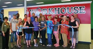 Workhouse Fitness Center in LaFayette holds grand opening