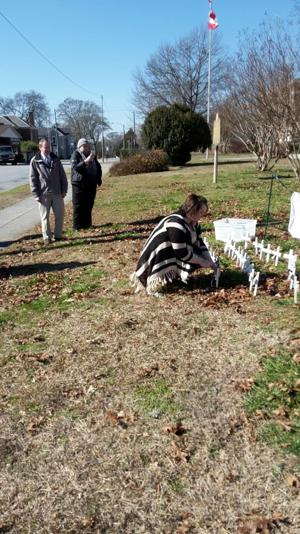 Annual Sanctity of Life march held in Cedartown over the weekend