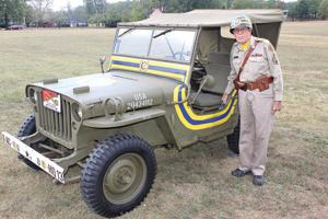 1945 Army jeep