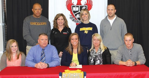 Sonoraville's Payton Smith signs with Reinhardt
