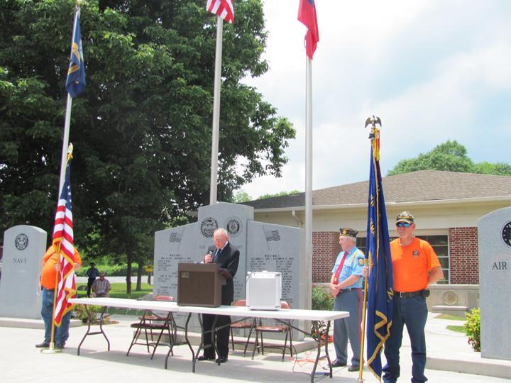 Rockmart Memorial Day remembrance