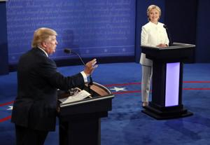 Trump opens door to contesting the election's results
