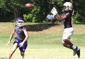 FOOTBALL: Calhoun, Sonoraville get good work in at 7-on-7 camp
