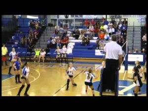 Volleyball: Armuchee sweeps Adairsville, Rome on Senior Night