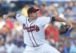 ATLANTA BRAVES: Blair hit hard again as Braves rally, but fall to Mets 8-6