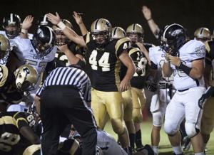Coosa @ Pepperell High School Football