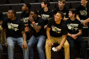 Calhoun basketball