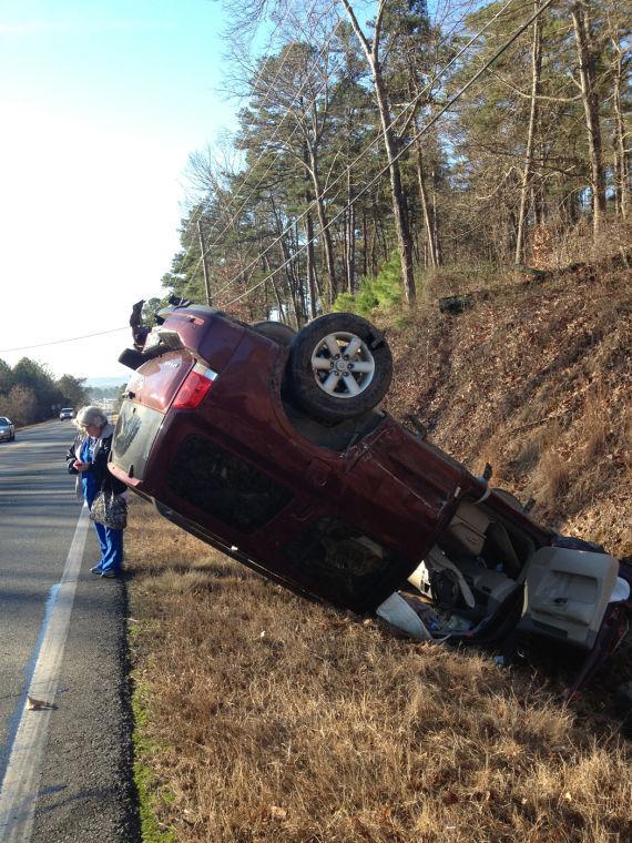 Rockmart Highway wreck