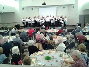 Rockmart Community Chorus to perform this weekend