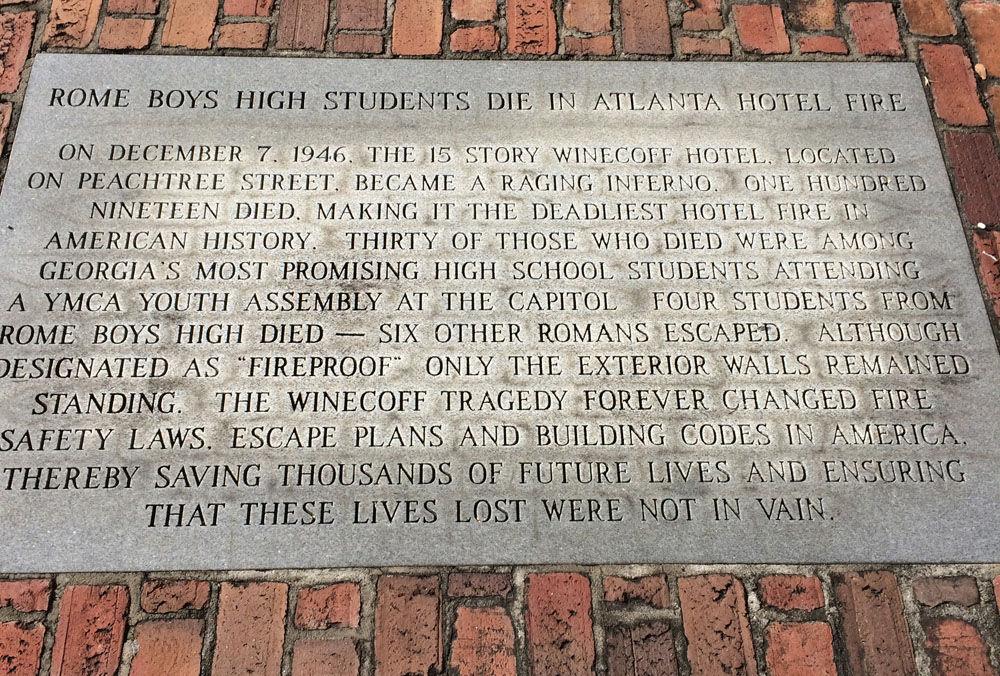 Winecoff Memorial
