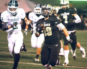 FOOTBALL: Calhoun has little resistance in win over Indians