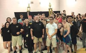 SWIMMING: Jackets continue success with NWGA title