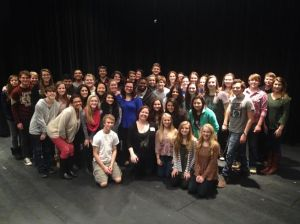 CHS Musical Theatre learns from Grammy nominee