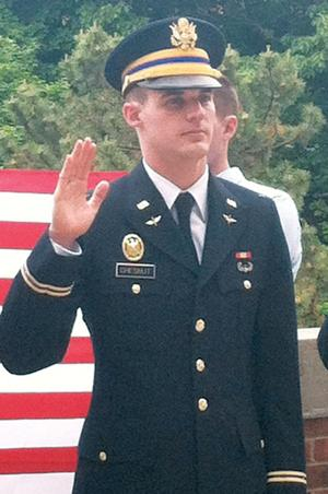 Chesnut graduates West Point