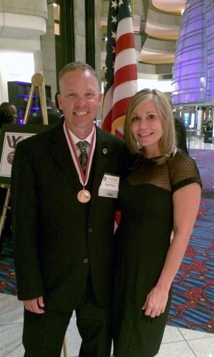 Shorter University student receives Whitney M. Young Jr. Service Award
