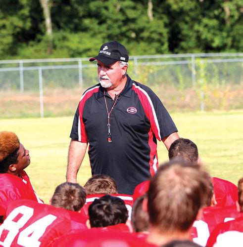 Sonoraville coach Jim Kremer