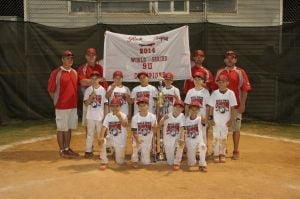 Boynton Cannons win 9U Rick Honeycutt World Series