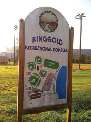 Ringgold names canoe launch, discusses renaming recreation complex