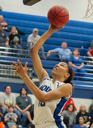 GIRLS BASKETBALL: Lady Devils turn defensive in win over Pepperell