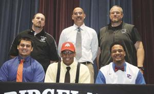 FOOTBALL: Ridgeland's Bell picks Ohio State