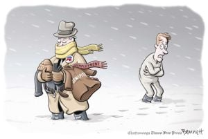 Clay Bennett Cartoon