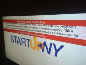 U-Verse customers report strange emergency message