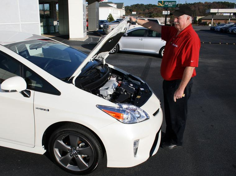Push Made For All Electric Vehicles Rome News Tribune