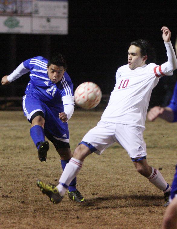 Boys Soccer: Rome v. Cass